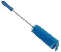 Щітка для чистки труб , жорсткий, синій, 40x510 мм, VIKAN 53783