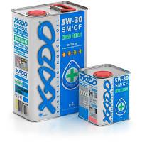 Моторное масло XADO Atomic Oil 5W-30 SM/CF (ж/б  1 л)