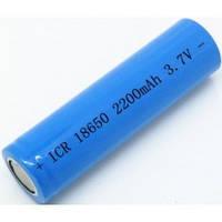 Аккумулятор для электронной сигареты 18650 2200mAh высокотоковый