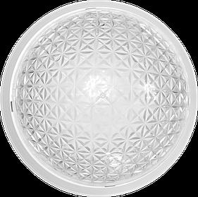 Светильник пластиковый Ecostrum белый IP20 Е27 40W 235 х 80 мм (01-71-06)