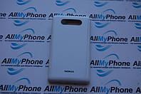 Задняя панель корпуса для мобильного телефона Nokia 820 Lumia Белая