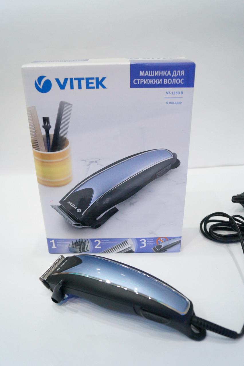 Машинка для стрижки волосся ViteK 1350