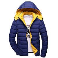 Мужская куртка хлопок 4 цвета, фото 1