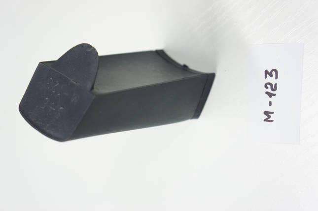 Каблук женский пластиковый М-123 h-8см., фото 2