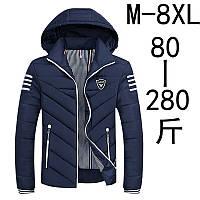 Каждый день специальные хлопок 2016 новый зимняя одежда плюс удобрения XL зимний стеганый пальто стиль мужской куртки хлопка-ватник
