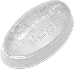 Светильник Ecostrum пластиковый IP20 Е27 40W 270 х 160 х 85 мм (01-71-25)