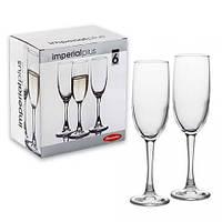 Бокалы для шампанского 6 шт Pasabahce Imperial Plus 44819