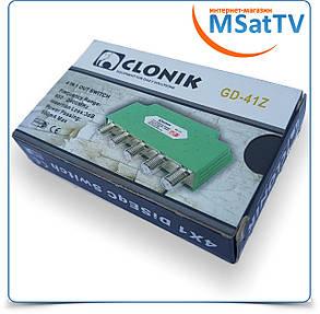 DiSEqC 4x1 Clonik GD-41Z, фото 2