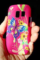 """Чехол  Nokia Asha 302 """"Весеннее настроение"""", фото 3"""