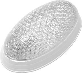 Светильник, пластик, белый, Е27, 40W, 270х160х85мм, IP20, О-006, (01-71-26) шт.
