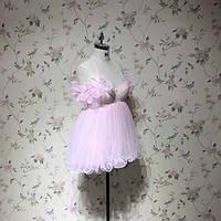 Шикарный cikoo оригинальные новый ручной работы цветы юбка купальник
