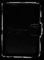 Портмоне  документов GECCU черного цвета QAQ-200321