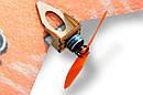 Летающее крыло Tech One Mini Popwing 600мм EPP ARF (красный), фото 3