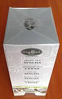 Упаковка коробок с чаем в полипропиленовую пленку