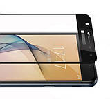 Full Cover защитное стекло для Samsung Galaxy J5 Prime G570 (2016) - Black, фото 3