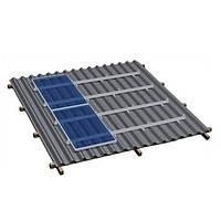 Комплект кріпленя для 6 шт. сонячних батарей