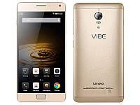 "Смартфон Lenovo Vibe P1 (C58) Gold, 5000mAh, экран 5.5""IPS FHD 13/5Мп, 8 ядер, 2/16Gb, 2sim, 4G, GPS"