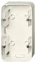 Коробка для накладного монтажа 2 поста 755562 слоновая кость Legrand Valena Alure