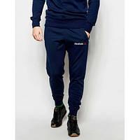 Спортивные штаны Reebok синие
