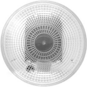Светильник, пластик, белый, Е27, 60W, 235х80мм, IP65, НПП-002, (01-71-52) шт.