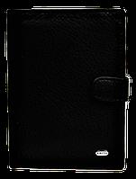 Портмоне с файлами для автомобильных документов A.RICCO черного цвета QHF-778321