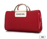 Деловая женская сумка 3 цвета
