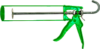 Пистолет для силикона HKM 310S green