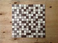Изготовление мозаики из сегментов с гранью 2х2 см ( заказ до 15м2), фото 1