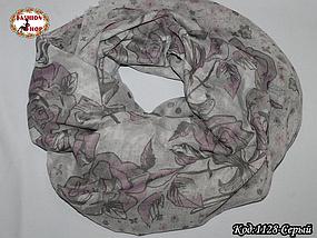 Стильный  лёгкий платок  Мери, фото 3