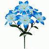 Букет искусственных цветов Лилия , 36 см