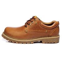 Обувь повседневная зимняя мужская кожаная обувь 8f91454ff3966