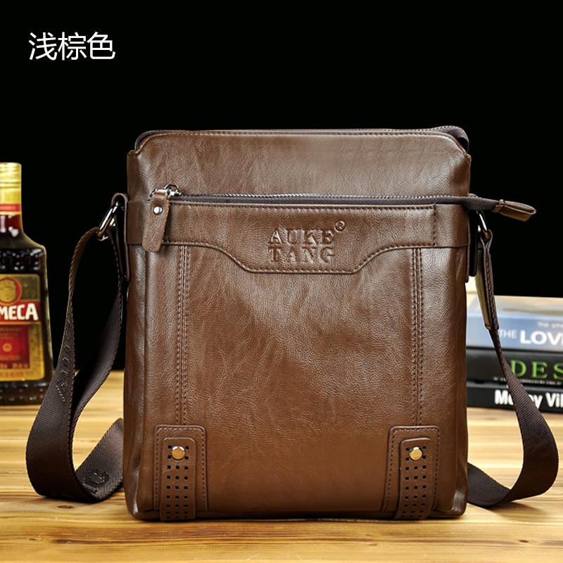 14a5c0a10832 Натуральная кожа мужская сумка бизнес случайный кожаный портфель , фото 1