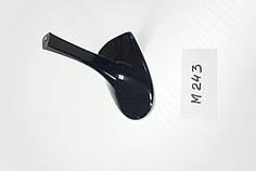Каблук женский пластиковый М-243 h-9 см.