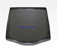 Коврик в багажник Faw Besturn B50 SD (12-) полиуретановый