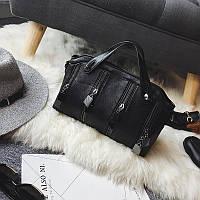 Мода зима новый женская сумка Европейская и американская мода молния