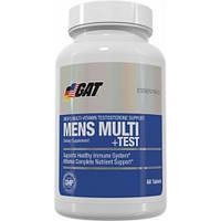 Витамины для мужчин GAT Mens Multi+Test, 60 таблеток