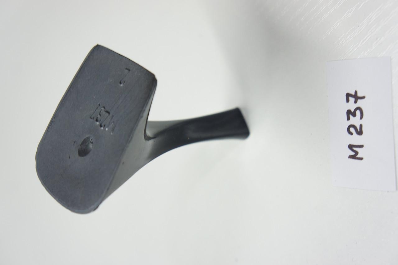 Каблук женский пластиковый М-237 h-8,5 см.