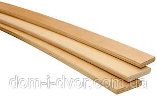 Буковие ламели для кровати 600*53*8