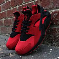 "Мужские кроссовки Nike Air Huarache OG ""'Red/Black"""