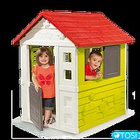 Детский домик дачный Smoby 810704, 2+