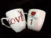 Чашки Love