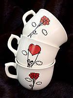 Чашки ко дню влюбленных