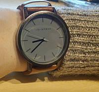 Часы наручные коричневые The HORSE арт. 0015