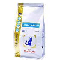 Royal Canin Hypoallergenic/Роял Канин для котов склонных к аллергическим реакциям