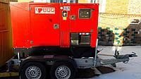 Трехфазный дизельный генератор на 36 кВт (двиг. Perkins)