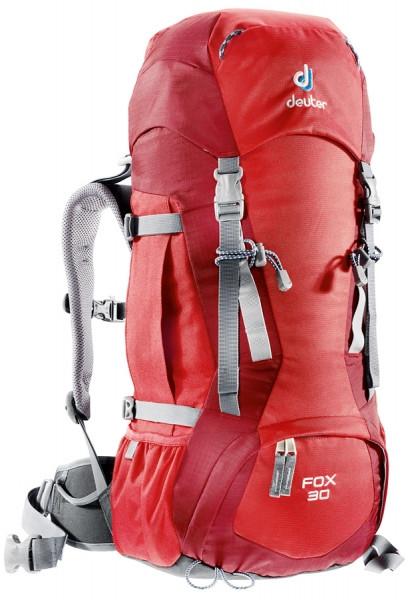 Deuter Fox 30 красный (36053-5520)