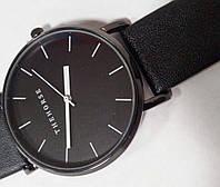Часы наручные чёрные The HORSE арт. 0015