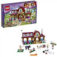 Lego Friends Клуб верховой езды в Хартлейке 41126