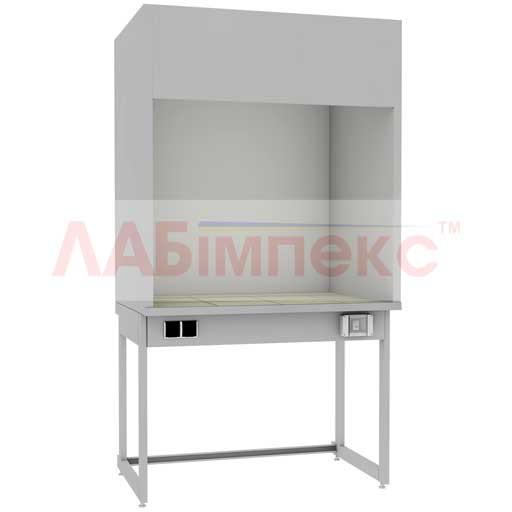 Шкаф вытяжной лабораторный ШМП-01 (для муфельных печей), Украина