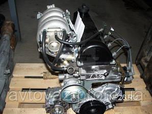 Двигатель в сборе 2104 ВАЗ (1,5/8кл) инжекторный